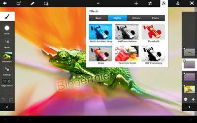 Adobe Photoshop Touch Terbaru