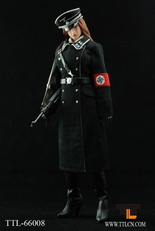 7 Hobby Ttl 66008 Ttl 1 6 Female Ss Agent In White Uniform