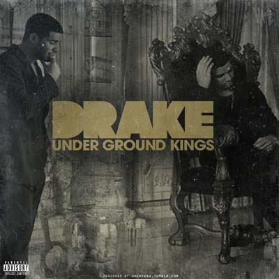 Drake - Underground Kings (Instrumental)