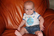 Sam at 9 Months