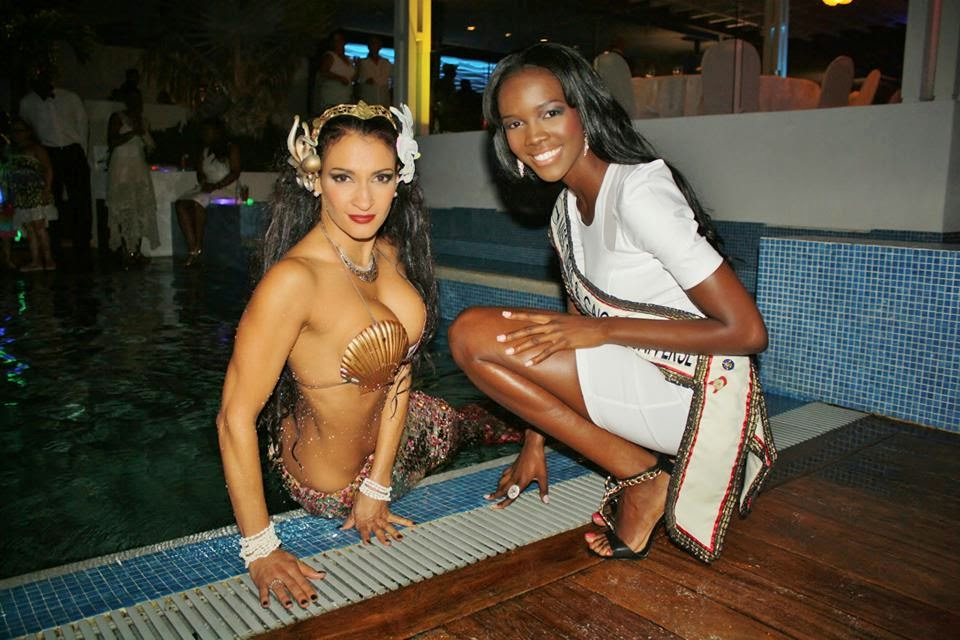 pictures of Shanice Williams - Miss Universe Turks & Caicos 2014