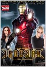 Parodia Iron Man XXX – 2011 Español