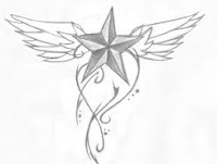 Star Tattoos,Star Tattoo Designs,Star designs,Nautical Star Tattoo Designs