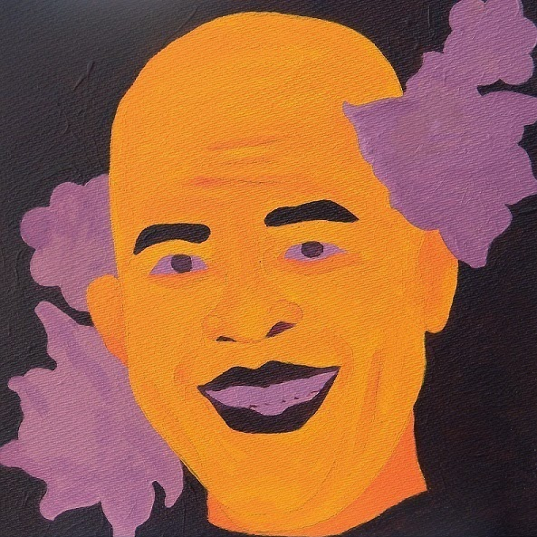 Portrait of Michel Martelly by Tessa Mars