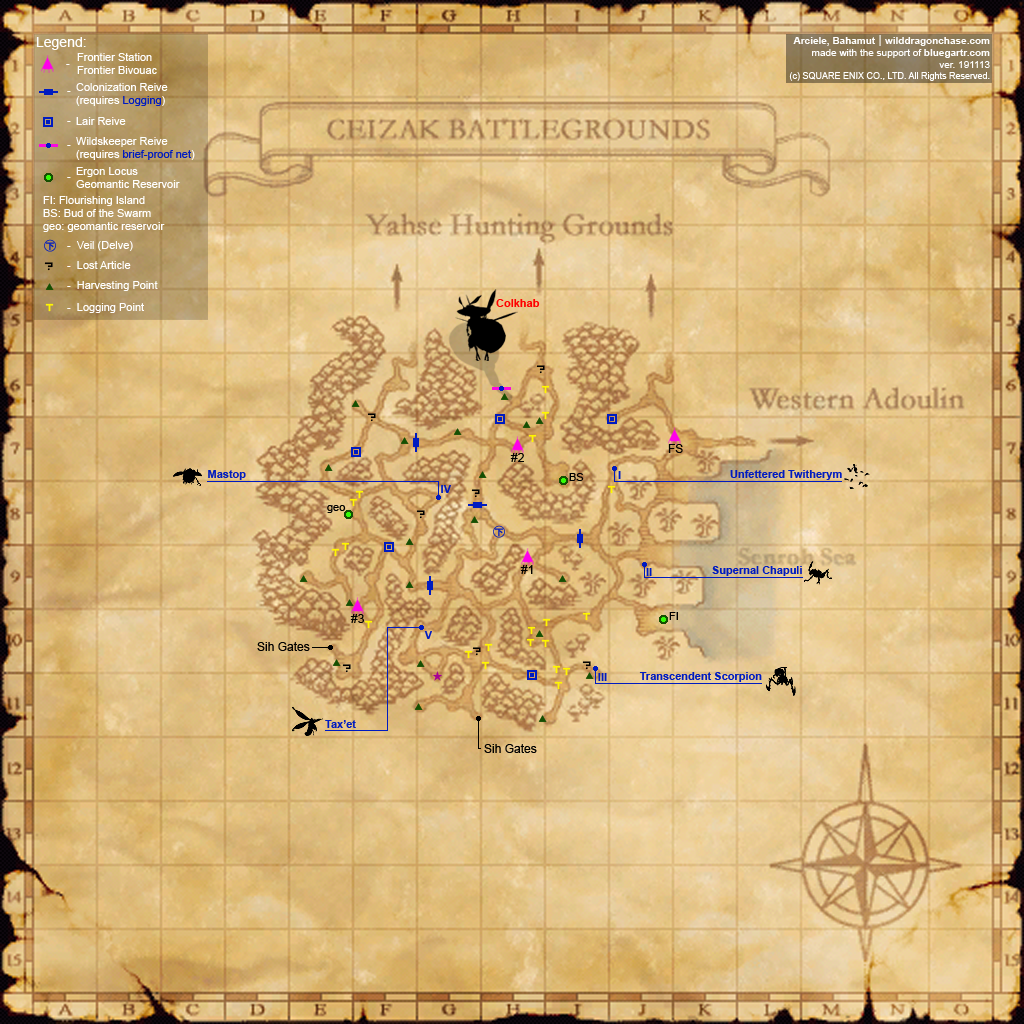 ffxi leveling guide 1 99