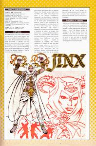 Ficha DC Comics Jinx