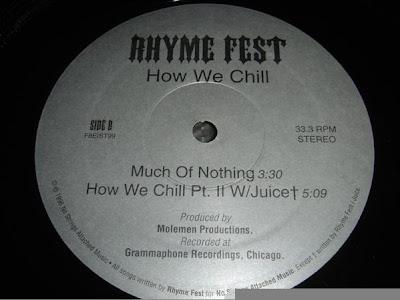 Rhymefest – How We Chill (VLS) (1996) (320 kbps)