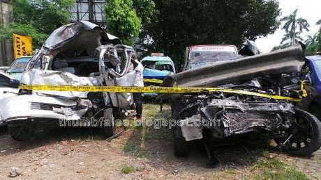 kondisi kendaraan tabrakan tol jagorawi bag-3
