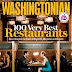 Now Blogging for Washingtonian Magazine!