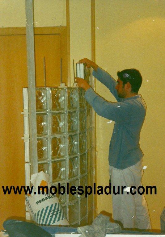 Pladur barcelona bloques vidrio - Bloques de cristal ...