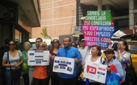 Vecinos proponen mesa de diálogo para decidir destino del Sambil Candelaria