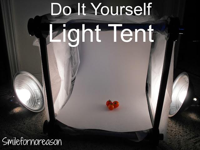 handmade kight tent