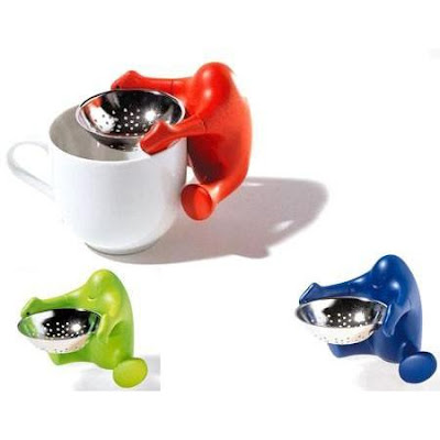 Creative Tea Strainers and Stylish Tea Strainer Designs (15) 6