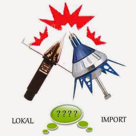 Pilih Penangkal Petir Lokal atau Import