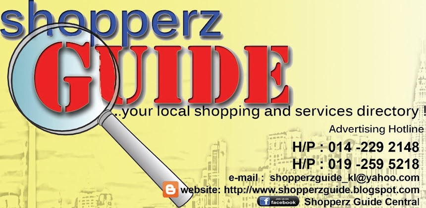 ShopperzGuide Advertisement Magazine