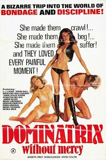 Dominatrix Without Mercy 1976