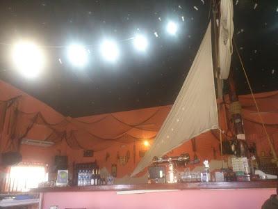 Almuerzos populares: Decoración del bar vent de nit de Alboraya