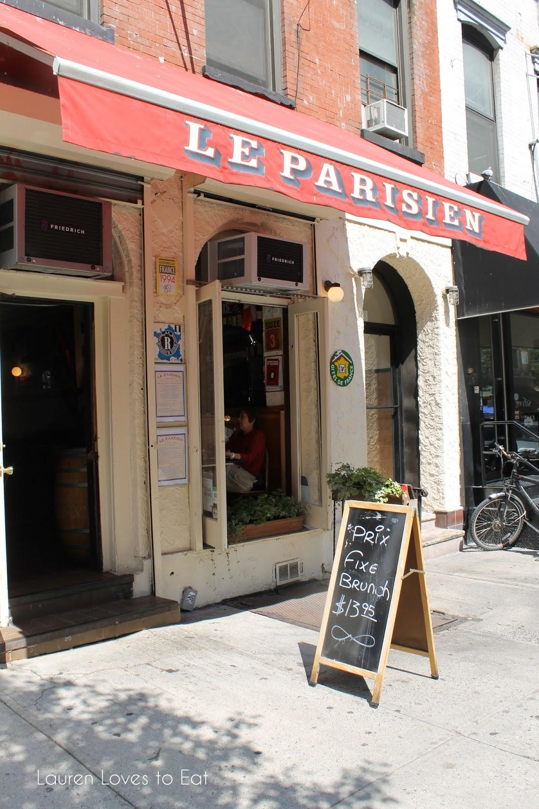 Le Banc Cafe Nyc