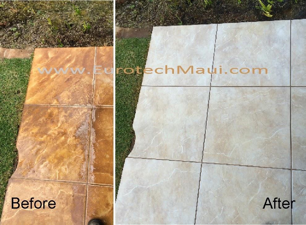 EUROTECH Marble - Stone - Tile Care Maui,Hawaii (808)877-0222