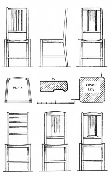 period furniture plans