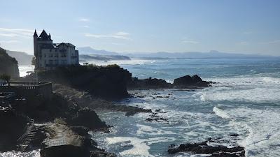 Costa de Biarritz.