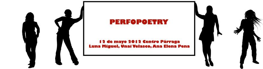 Perfopoetry