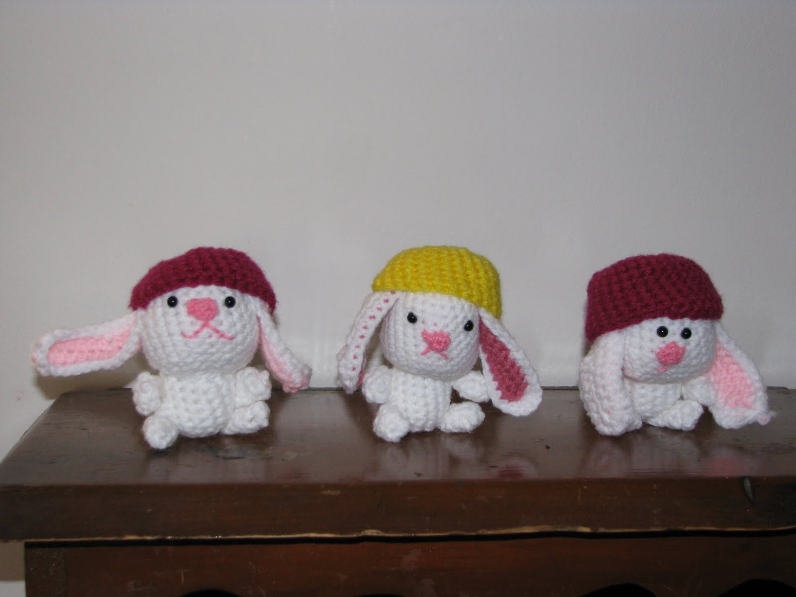Craft Attic Resources: Knit and Crochet Easter Free Patterns