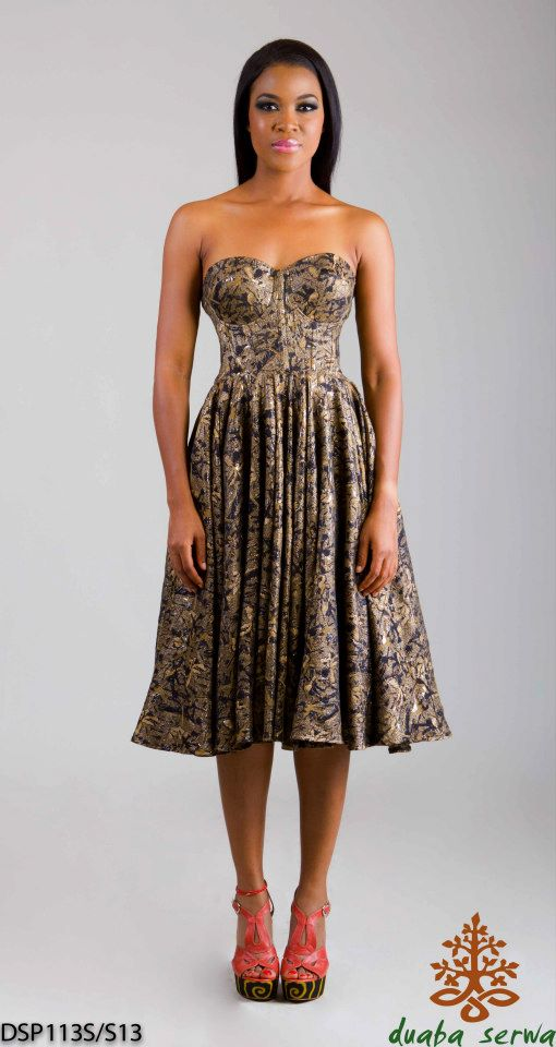 lookbook: Duaba Serwa Spring/summer 2012