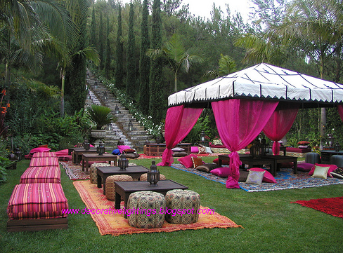 Decoration outdoor party decorations for Backyard party decoration ideas