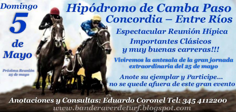 Concordia 5 de mayo