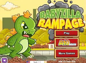 Babyzilla Rampage