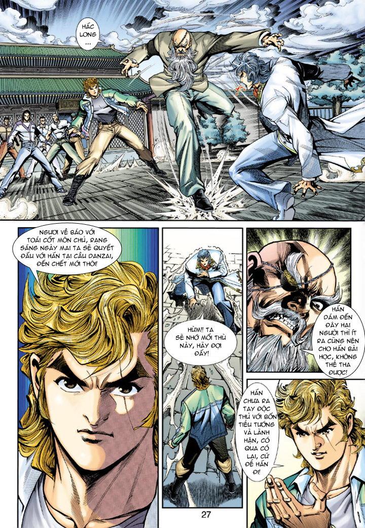 Tân Tác Long Hổ Môn chap 193 - Trang 27