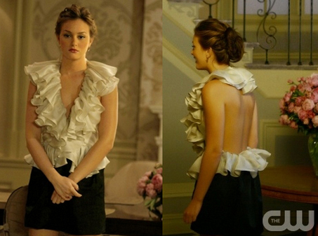 Couture Campus: Gossip Girl Style: Blair Waldorf
