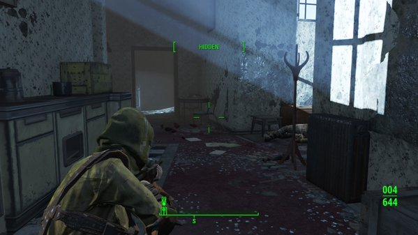 ArrPeeGeeZ Fallout 4 Walkthrough Side Areas Lexington