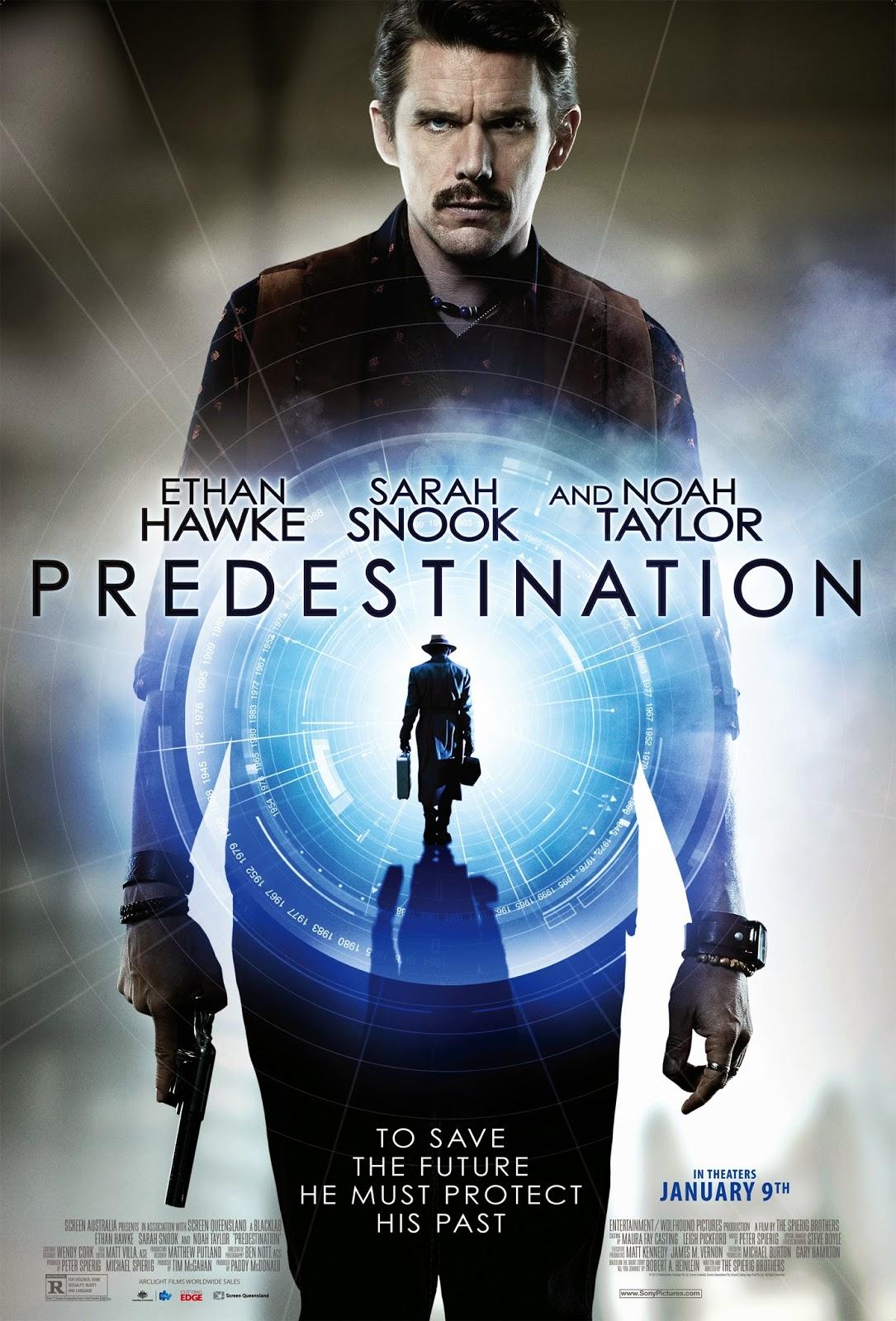 Predestination 2014 Dvdrip tainies online oipeirates