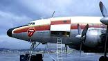 The Stones Plane 1973