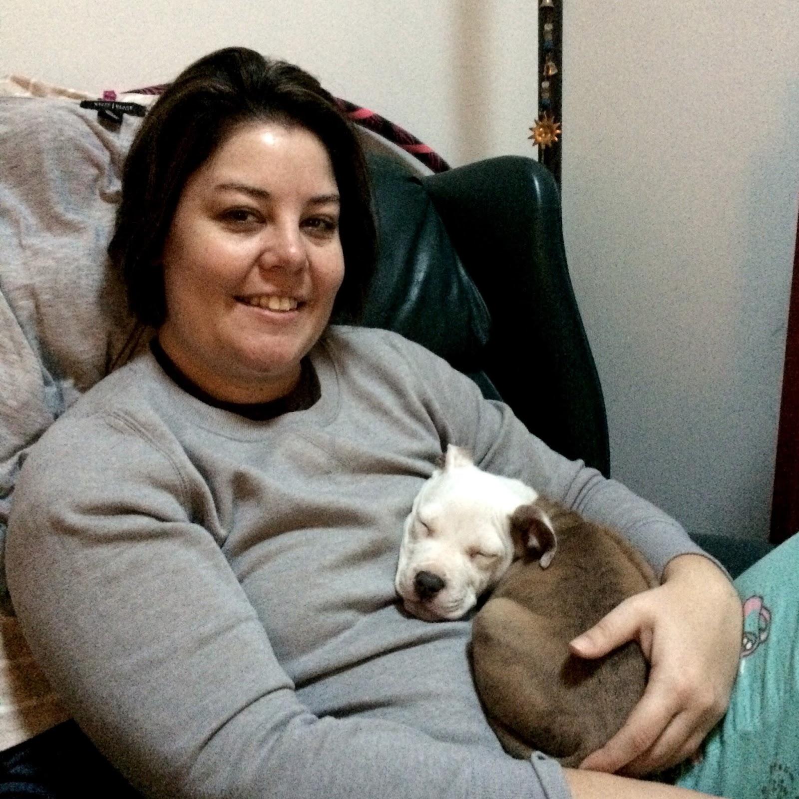 Puppy Love - Happy Gotcha Day, Roscoe!