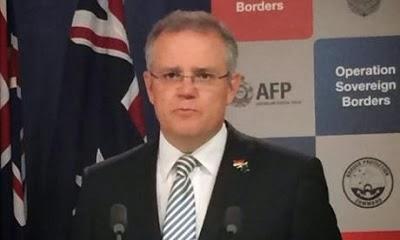 القرار الرسمى الخاص بشئون اللاجئين لأستراليا
