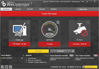 تحميل برنامج Ashampoo WinOptimizer 11.01.00 لزيادة سرعة جهازك Ashampoo-WinOptimizer-Platinum-Suite_1