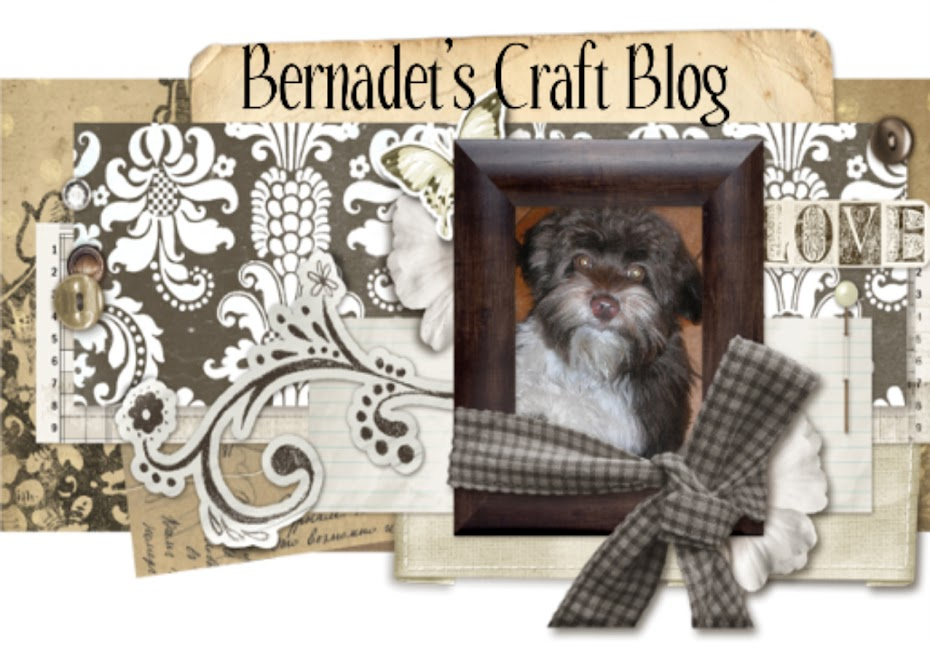 Bernadet's Craft Blog
