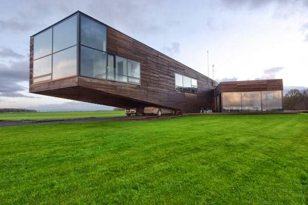 7 Design Arsitektur Rumah Yang Paling Menarik