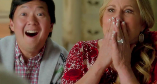 Glee 6x06. What The World Needs Now