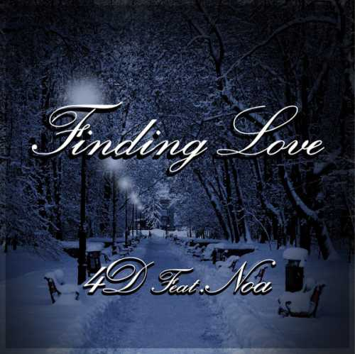 [MUSIC] 4D – Finding Love feat. Noa (2014.12.24/MP3/RAR)