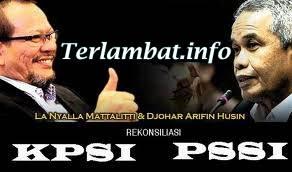 Perbandingan Timnas PSSI VS KPSI