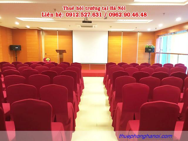 Phòng học cho 60 – 120 người