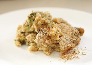 Quinoa+Casserole+10 Guest Post: Three Cheese Quinoa and Broccoli Casserole