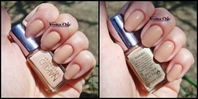 Swatch Naked by Urban Decay - Naked
