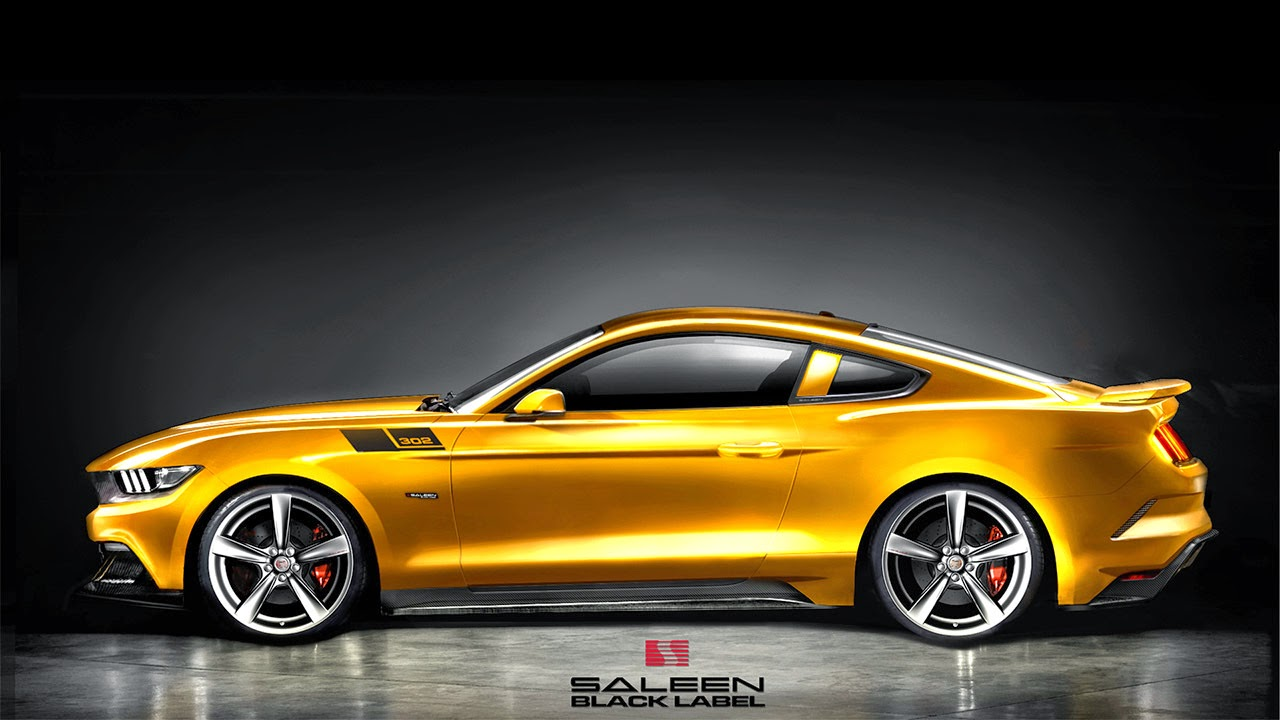 2015 Ford Mustang Saleen S302 Specifications & Horsepower