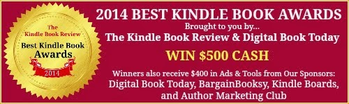Kindle Book Review's 2014 Best Kindle Book Awards