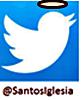 ¡ Síguenos en Twitter : @SantosIglesia !